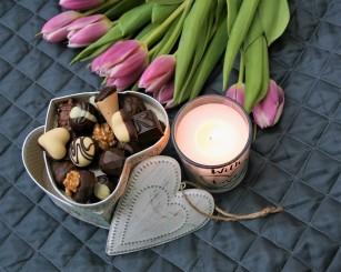 Ciocolată de Valentine's Day: atenție la uleiul de palmier
