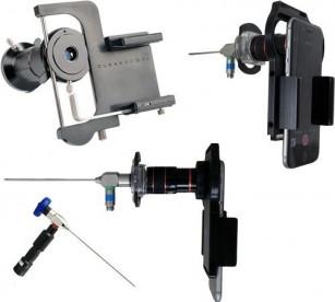 Neuroendoscopia asistată de un smartphone pentru o mai bună vizualizare