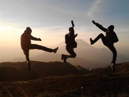 Mai activ înseamnă mai fericit!
