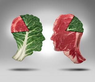 Eficiență pentru scădere ponderală și risc cardiovascular: dieta vegetariană vs. dieta mediteraneană