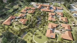 """""""Orașul celor cu Alzheimer"""" se va inaugura în curând în Franța"""