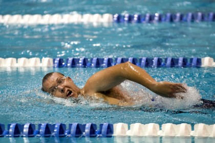 Crampele musculare la înotători - cauze, prevenire și tratament