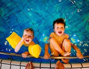 Înotul în piscină - considerente privind sănătatea