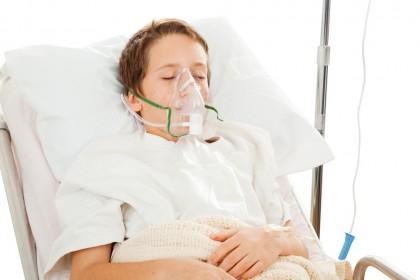 Ce faci când copilul nu respiră bine (nu poate să respire)?