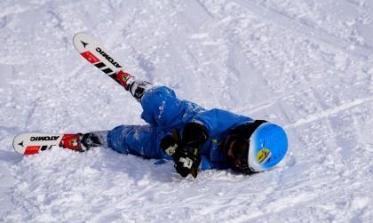 Lezarea genunchiului printr-o căzătură la schi - ce poate fi și ce trebuie să faci