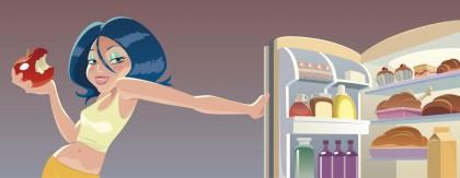 Mănânci noaptea? Iată ce se întâmplă în corpul tău
