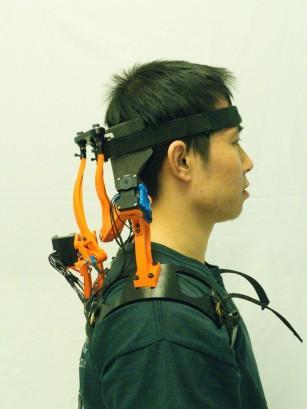 Un sistem robotic care sprijină gâtul îmbunătățește mobilitatea pacienților cu scleroză laterală amiotrofică
