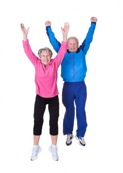 Dispozitivele de monitorizare fitness la adulții vârstnici