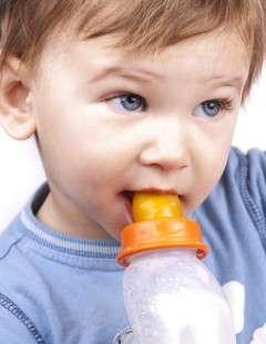 Formula pentru sugari si copii pana la 3 ani