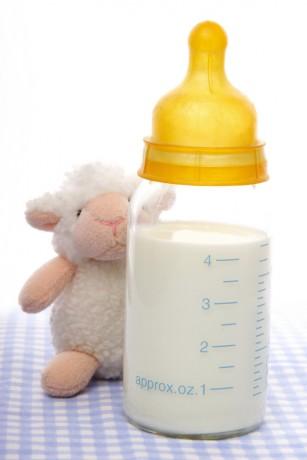 Formula din lapte de vaca