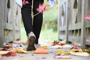 Mersul pe jos nu previne creșterea în greutate