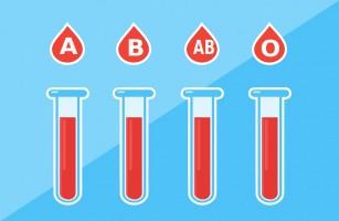 Persoanele cu sânge de grup A ar putea avea un risc mai crescut de spitalizare in urma infecției COVID-19