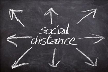 """OMS recomandă înlocuirea expresiei """"izolare socială"""" cu cea de """"izolare fizică"""""""