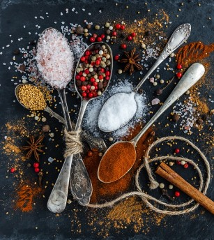 Condimentele din mâncare pot ajuta la scăderea inflamației