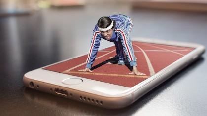Rețelele sociale sporesct atracția utilizării dispozitivelor fitness