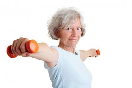 Întârzierea îmbătrânirii musculare