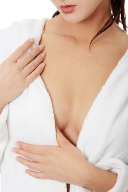 Modificări ale pielii la nivelul sânilor - cauze posibile
