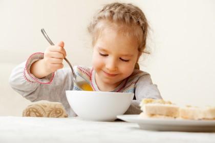 Dieta urmată în copilărie are un impact pe tot parcursul vieții