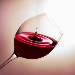 Consumul de vin roșu