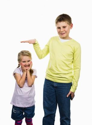 Statura la copii - cum poți stimula creșterea în înălțime?