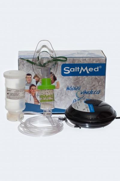 Recuperare post Covid-19: 5 motive pentru care să folosești inhalatorul salin