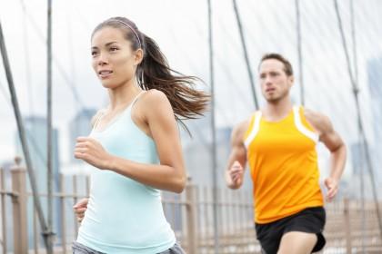 Risc major de accidentare pentru persoanele care aleargă în scop recreativ