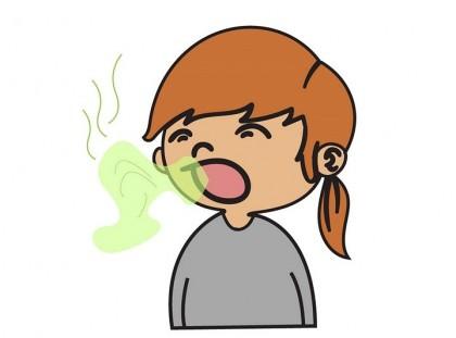 Un mic dispozitiv care elimină rapid respirația urât mirositoare