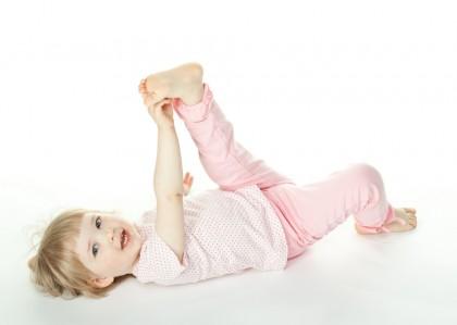 Picioare inegale la copil