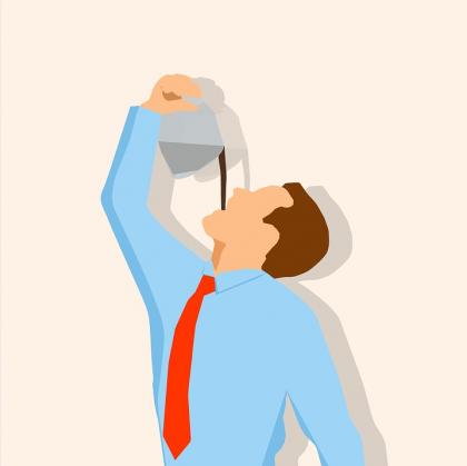 Excesul de cafea - amarnic pentru sănătatea creierului