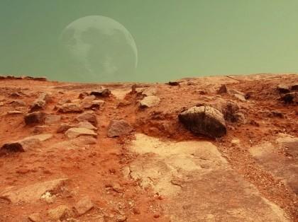 Cât de sigur ar putea fi un zbor cu un echipaj uman pe Marte?