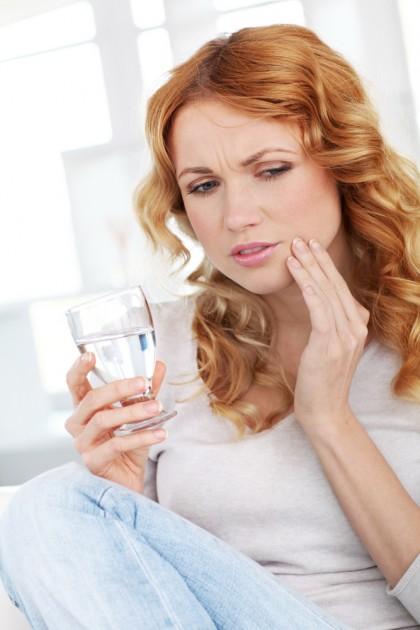 Durerea de dinți la cald sau rece - cauze și tratament