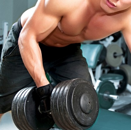 Exercițiile de forță pot susține arderea de grăsimi, în mod similar cu exercițiile cardio sau aerobic
