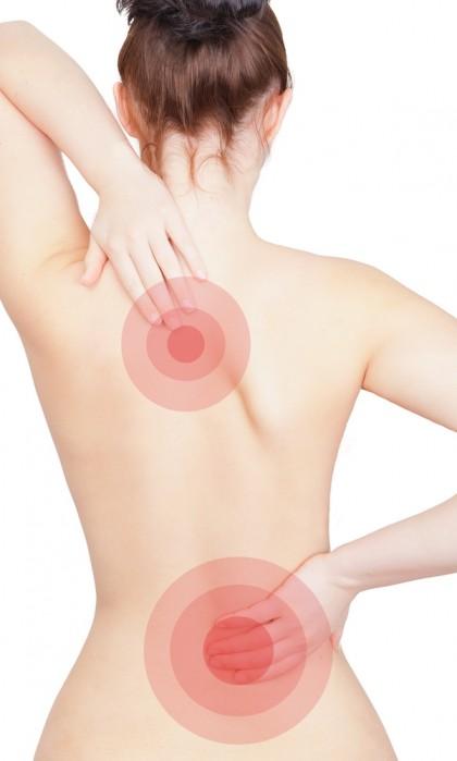 Cele mai comune dureri de spate și afecțiunile care le produc