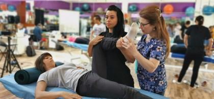 Ce diferenta este intre fizioterapie si kinetoterapie?