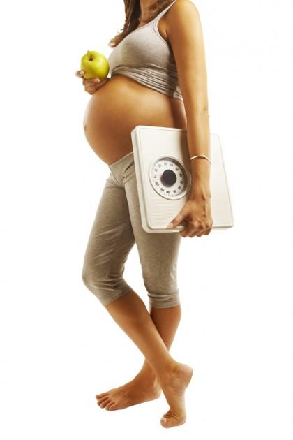 Greutatea in timpul sarcinii