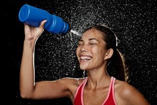 Hidratarea la sportivi
