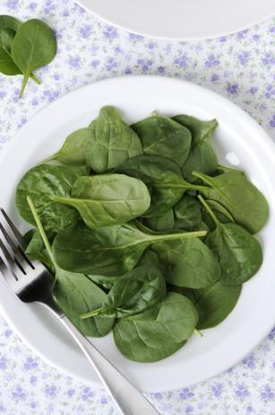 Fierul în dieta vegetariană