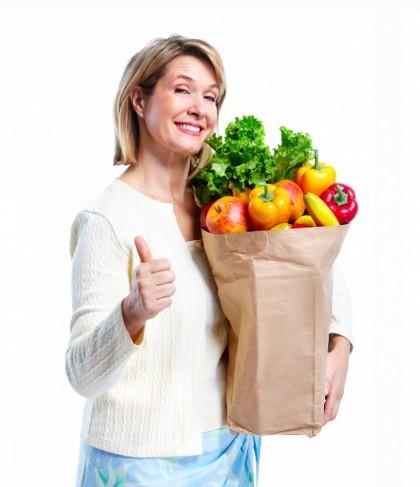Dieta in perioada menopauzei