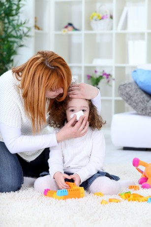 Siguranța copilului acasă