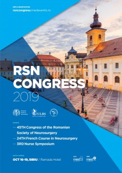The 45th Congress of the Romanian Society of Neurosurgery