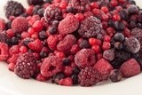 Fructe de pădure congelate