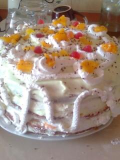 Tort Cremosso