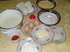 Prăjitură din mălai cu lapte
