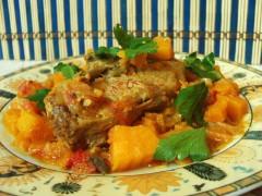 Miel-curry cu dovleac