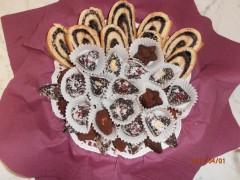 Bomboane din biscuiți