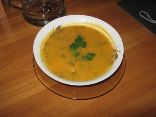 Rețetă Supă-cremă de ficat de pui