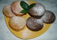Muffins cu caramel și cocos