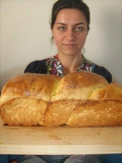 Pâine ca la bunica acasă