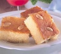 Baseema prăjitură sudaneză cu griș