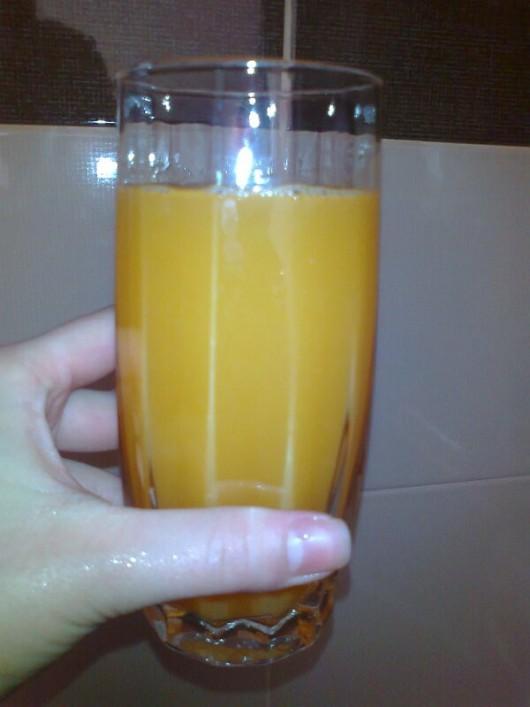 Rețetă Suc de portocale